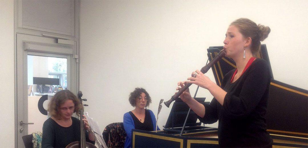 Schools' Workshops with Lilliburlero Trio