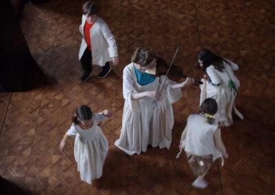 18th-century dance at Nano Nagle Place for Cruinniú na nÓg
